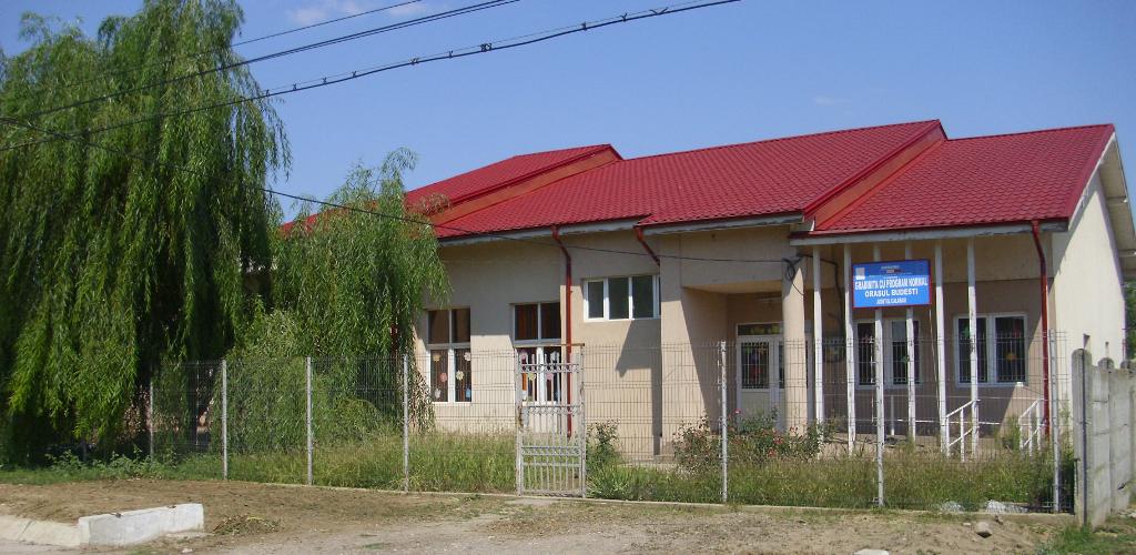 "Grădinița cu program normal ""Gheorghe Manu"" Budești"